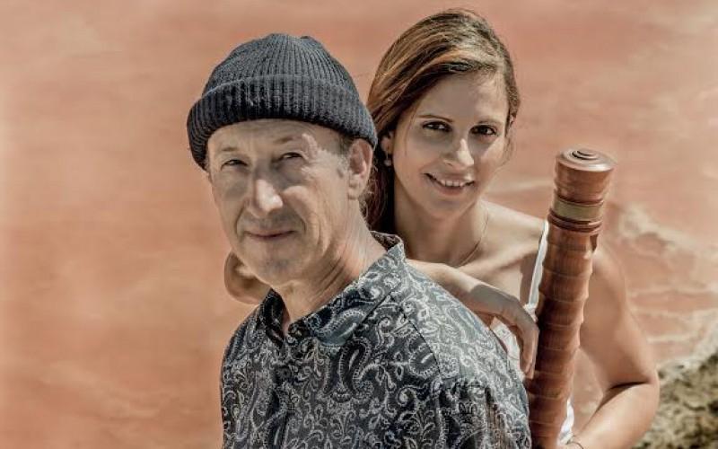 'Flor de sal' presenta su primer álbum en el Cine-Teatro Louletano