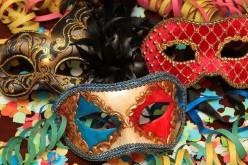 Bailes y concursos de máscaras, en el Carnaval de Lagos