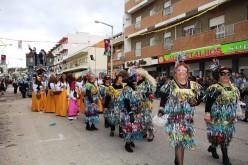 Sao Brás de Alportel se viste de Carnaval