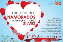 Marcha de los Enamorados, en Silves
