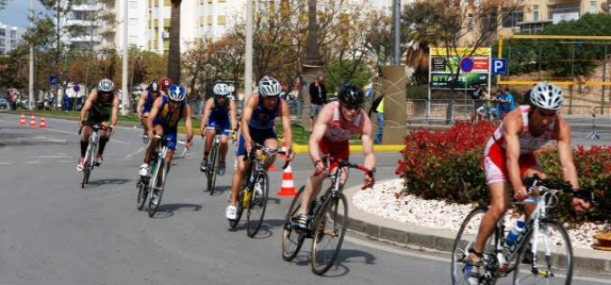 Quarteira, capital europea del Triatlón este fin de semana