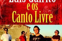 Luís Galrito y el grupo Canto Livre, en concierto en Alcoutim