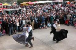 Bailes, sardinadas y mercadillos de artesanía, en Odeleite para el 1 de mayo