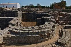Las Ruinas Romanas de Milreu, escenario de seis conferencias sobre el Mundo Antiguo