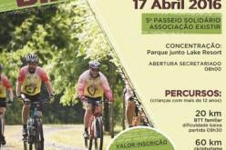 Vilamoura pedalea por una causa solidaria