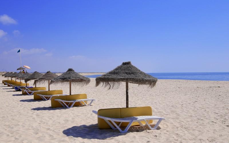 Tres playas de Olhao ganan el título de 'Calidad de Oro'