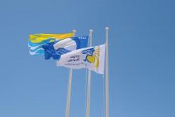 Las playas de Castro Marim ya lucen sus banderas azules
