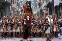Una exposición rememora en Castro Marim la Fiesta de Moros y Cristianos