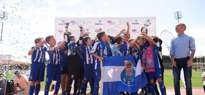 Más de 1.600 atletas se disputan el Torneo 'Kids Master Champions' en Lagoa