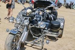 Faro acoge la 36ª Concentración Internacional de Motos