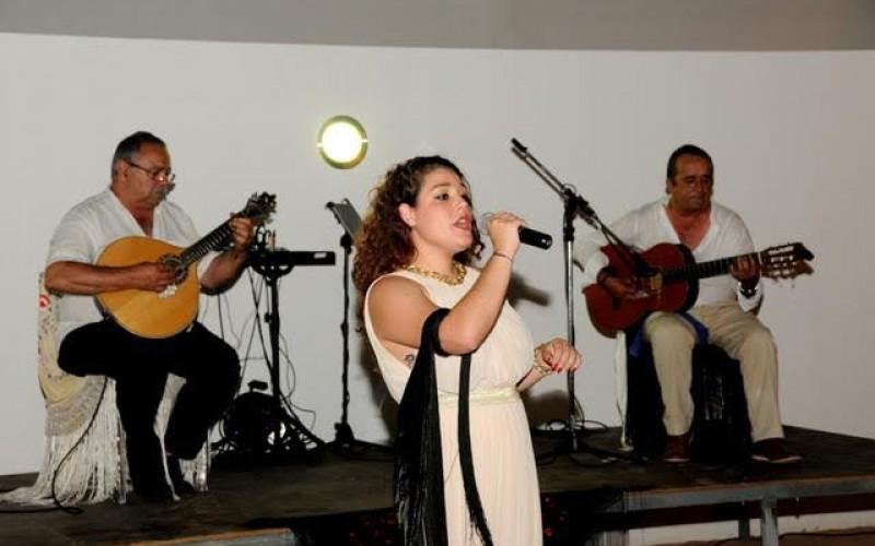 Gran éxito de la noche de fado en Castro Marim