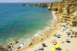 El Algarve, con temperaturas de hasta 35 grados
