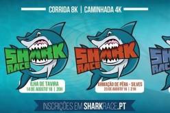 La 'Shark Race' del Algarve recorre Armaçao de Pêra
