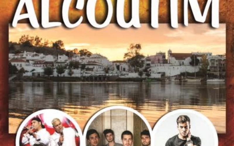 Némanus, Átoa y David Carreira, en concierto en las Fiestas de Alcoutim