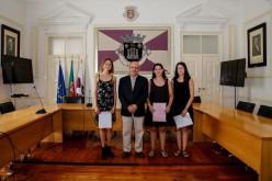 Alumnos del Conservatorio de Loulé reciben el diploma del Curso Básico de Música