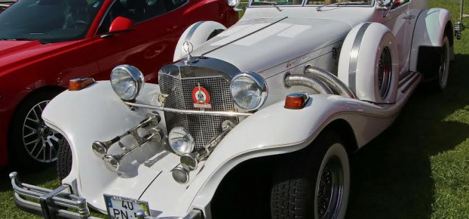 Los American Cars conquistan Faro
