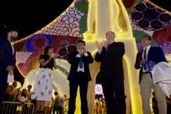 Faro, invitado de honor en las Fiestas Colombinas de Huelva