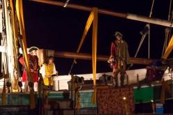 Los piratas toman Olhao