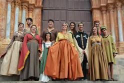Pulseras de seguridad para niños y ancianos, en la Feria Medieval de Silves
