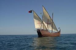 La Carabela Boa Esperança promueve el Algarve en Sevilla