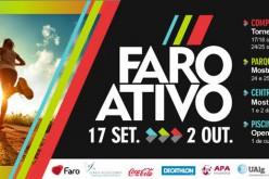 'Faro Activo' dinamiza dos semanas de deporte para toda la familia