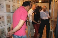 Una exposición filatélica reúne cerca de 2.400 sellos en Portimão