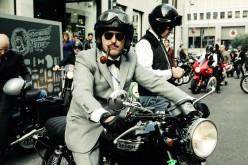 Caballeros en moto recorren Faro y Loulé para luchar contra el cáncer