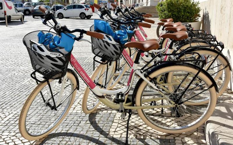 Loulé se monta en bicicleta