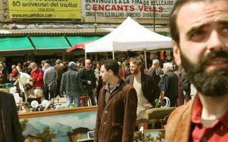 Albert Cirera, en el Cantaloupe Café de Olhao