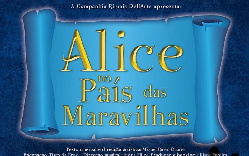 Alicia en el País de las Maravillas llega a Olhao