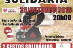 Una carrera solidaria en Albufeira