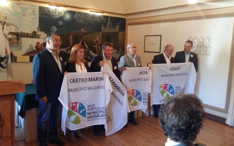 Castro Marim, en la Red Portuguesa de Municipios Saludables
