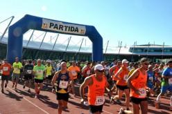La carrera 'X Millas del Guadiana' vuelve a unir España y Portugal