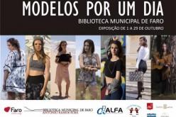 Modelos por un día, en Faro