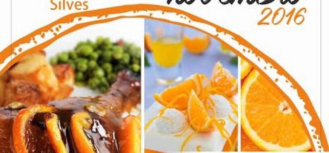Silves sabe a naranja