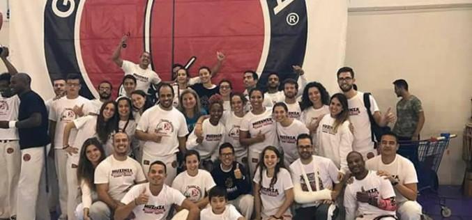 Atletas algarvios triunfan en el Campeonato Europeo de Capoeira