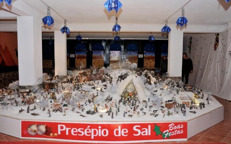 Castro Marim celebra la Navidad con un Belén de Sal