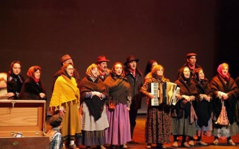 Portimão canta sus Janeiras el Día de Reyes