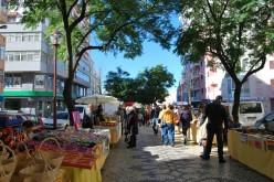 Artesanía, dulces regionales y antigüedades, en el Mercadillo de Otoño de Loulé