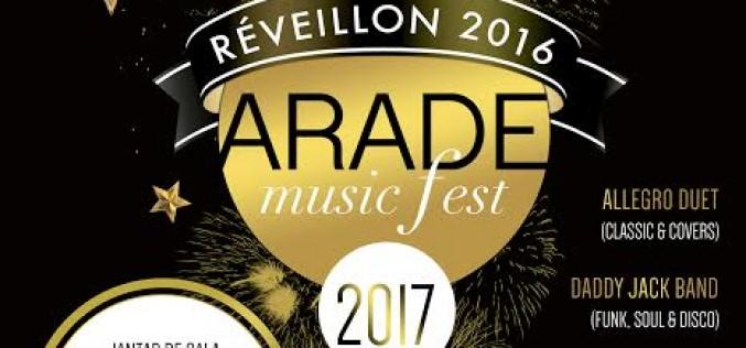 Lagoa despide el año con el 'Arade Music Fest'
