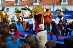 Los Reyes Magos de Ayamonte visitan Vila Real