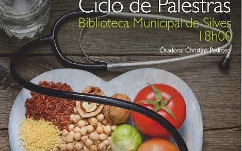 La alimentación centra un ciclo de conferencias en Silves