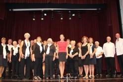 Un espectáculo de 'Broadway', en São Brás