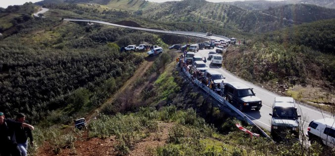 Una ruta en jeep por Cumeada de Alta Mora