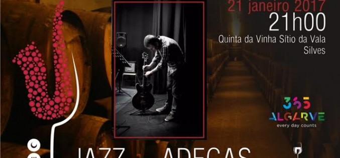 Las bodegas de Silves suenan a jazz