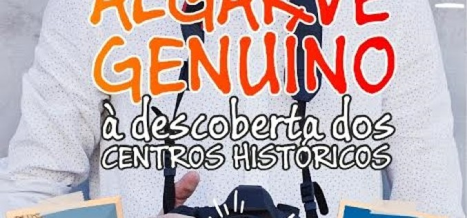 Los centros históricos del Algarve, desde el objetivo