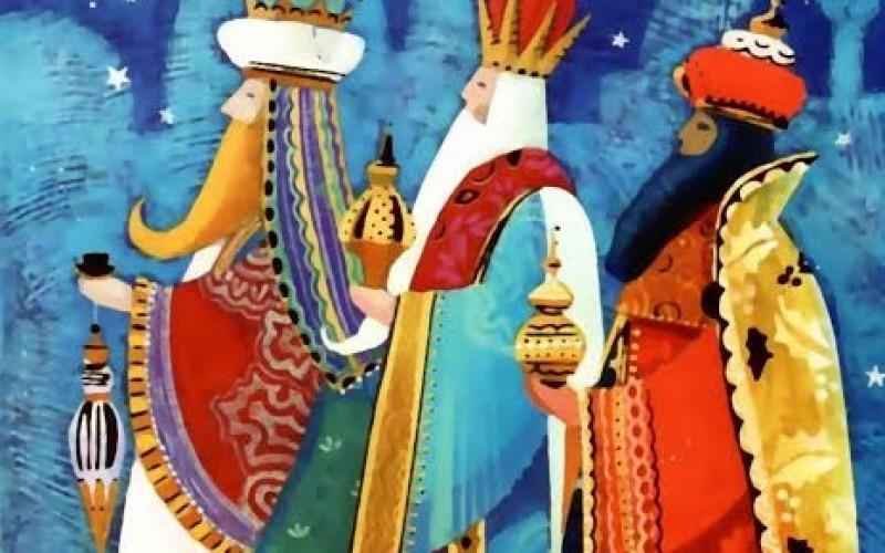 Fiesta de los Reyes, en Tôr