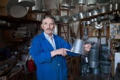Un viaje por el oficio de hojalatero en Silves