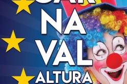 El Carnaval de Altura festeja la unión de Portugal a la UE