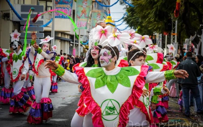 Loulé viaja a lo largo de la historia del Carnaval